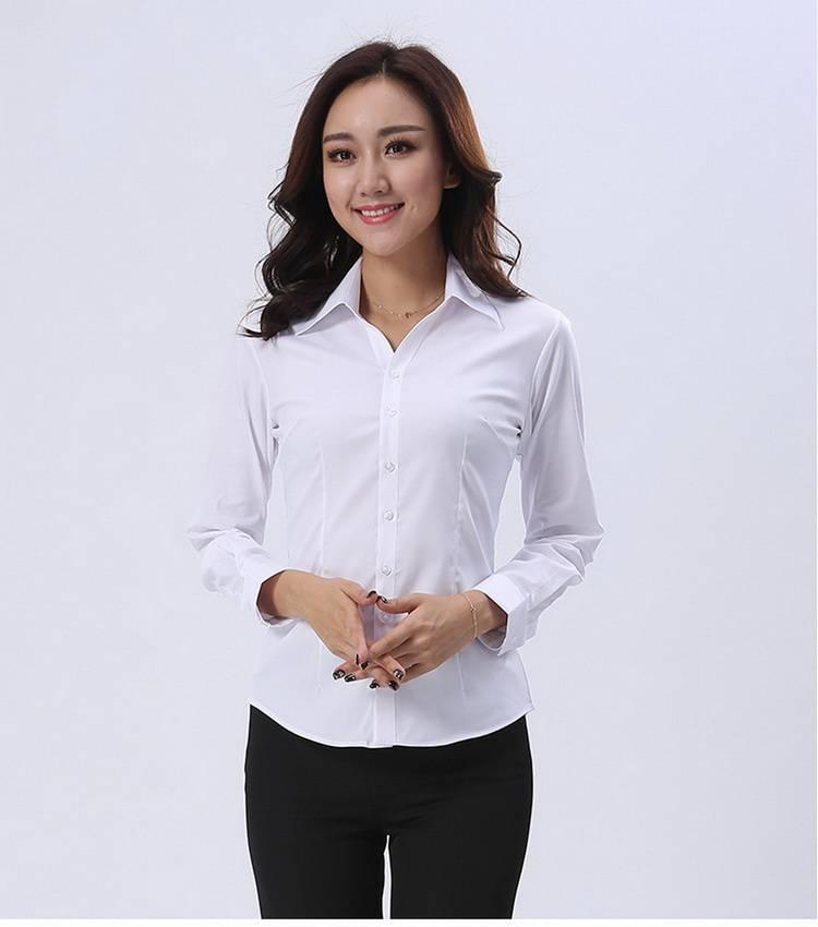 夏季工作服 长短袖 高档衬衣HY-CY12