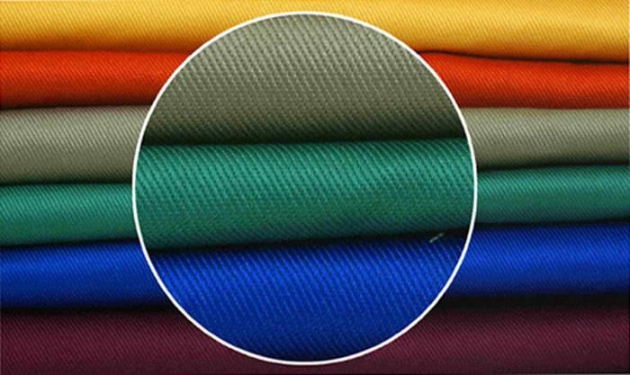 涤棉工作服选择方法