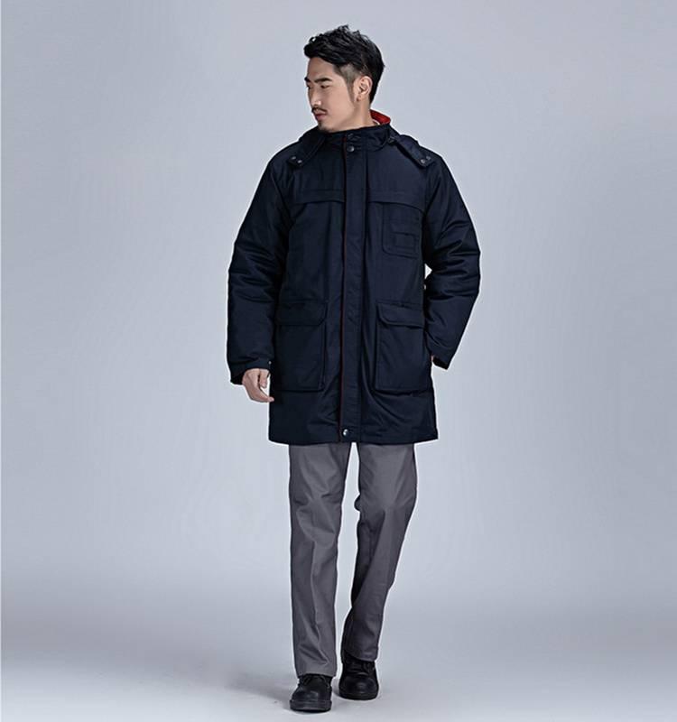 建筑工地劳保工作服定制 冬季厂服工衣DJ11