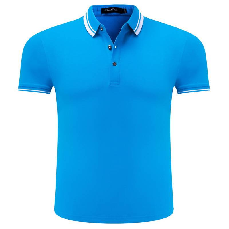 高品质短袖polo衫批发6888主图3