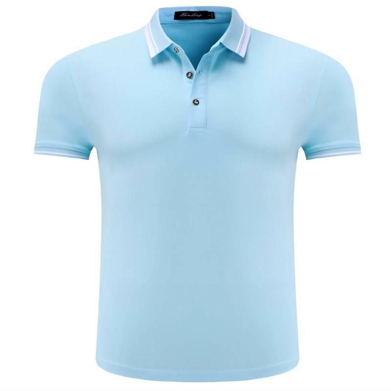 高品质短袖polo衫批发6888主图4