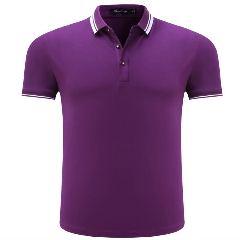 高品质短袖polo衫批发6888主图5