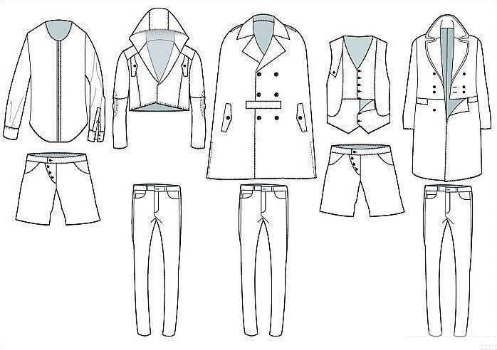 工作服都有哪些款式?
