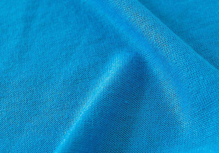 T恤面料的纱织密度实物图