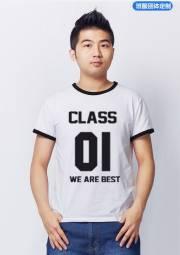 夏季工作服 长短袖  T恤 广告衫 HY-T1