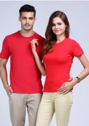 夏季工作服 长短袖  T恤 广告衫HY-T8