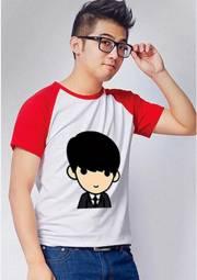 夏季工作服 长短袖  T恤 广告衫HY-T11