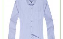 长袖条纹男士衬衣 HY-CY7