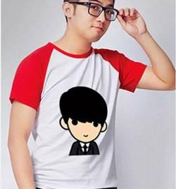 圆领短袖广告衫定做 夏季T恤工作服定做 HY-T11